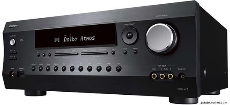 更为经济的选择-Integra DRX-4.2 9.2声道环绕扩大机