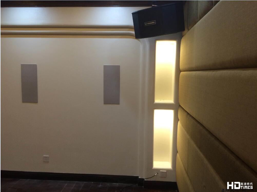 【案例】JAMO 7.1声道系统打造完美私家影院
