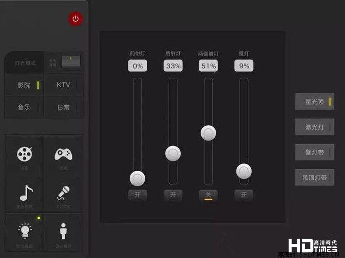 案例| M&K S300 打造7.2声道奢华智能私