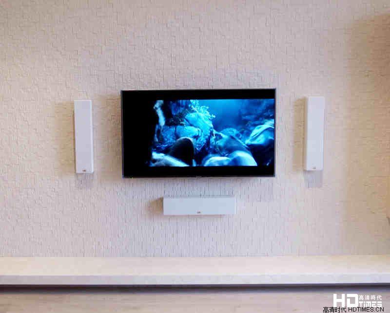 用M&K Sound MP7打造温馨的质感客厅