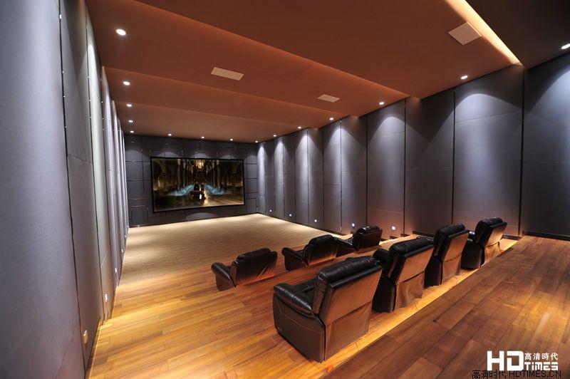 400立方空间中的400万James极品影院