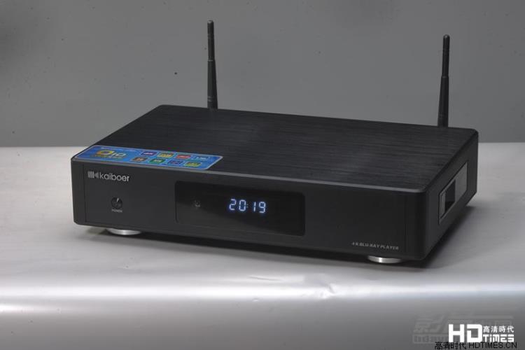 超全功能加上声画俱佳-Kaiboer开博尔4K蓝光播放器Q10