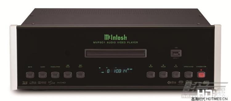 老麦的4K UHD蓝光初体验:McIntosh MVP901-A