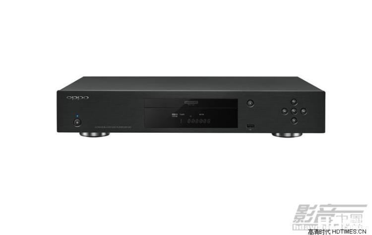 OPPO 影音推出 4K UHD 蓝光播放机 UDP-203
