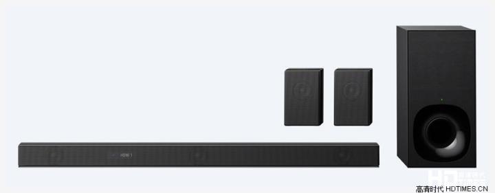 「CES2018」简约享受3D声效Sony 推出全球首款3.1声道Dolby Atmos Sound