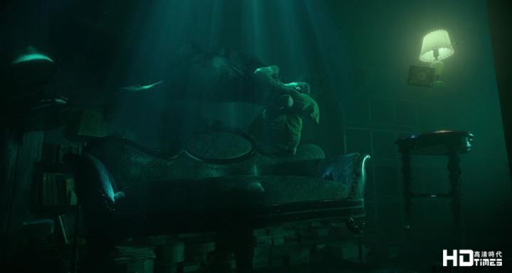 【UHD Blu-ray 新碟速递】《忘形水》:构图、灯光、音乐、声效都一流