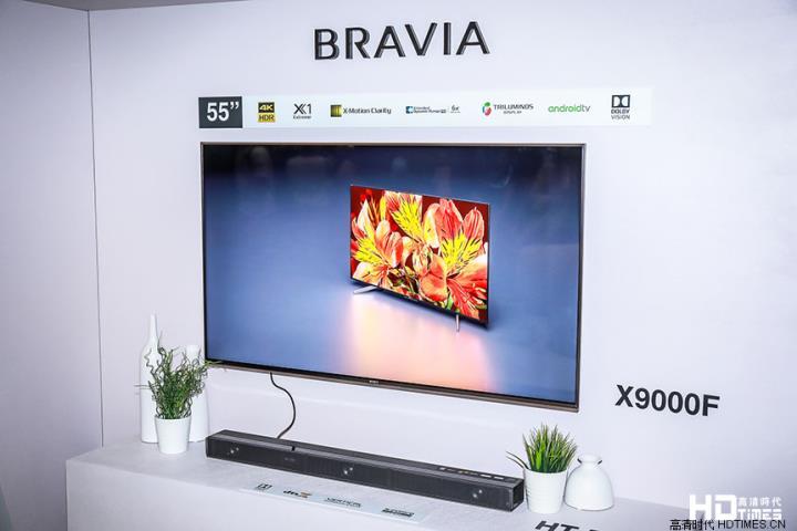 Sony 第二代 4K OLED 电视 A8F 登场 Dolby Atmos、微型 Soundbar 系列阵容强劲抵玩