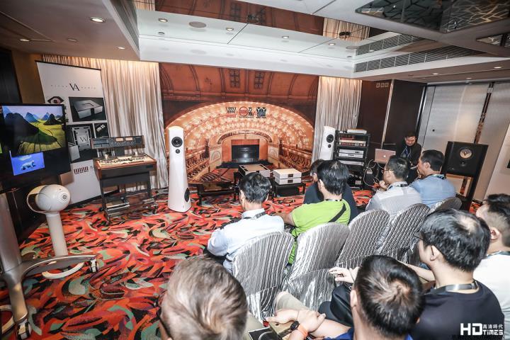 【HKAVPE 2018】新产品低调亮相