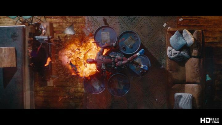 【UHD Blu-ray 新碟速递】《死侍 2》:延续第一集的过瘾刺激