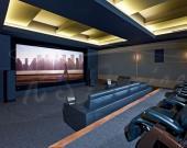地下室影音室设计效果图 实拍20例