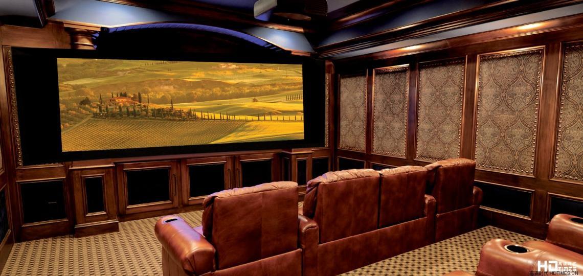 20平方米家庭影院装修效果图