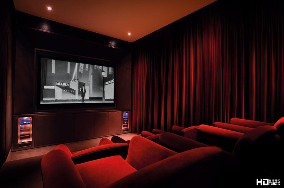 20平方米家庭影院装修效果图 5