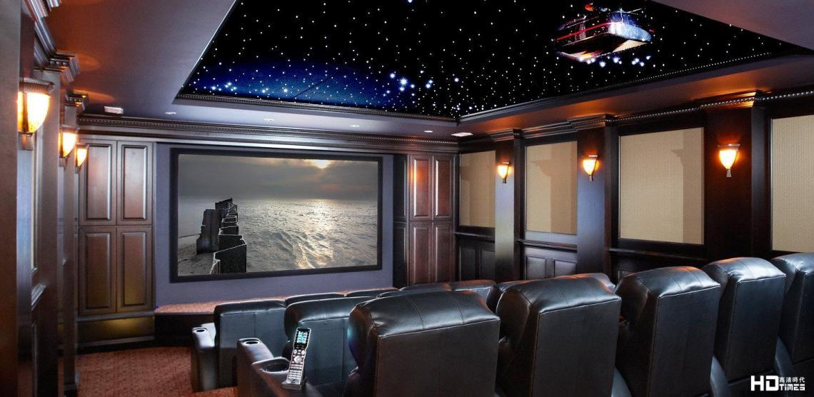 20平方米家庭影院装修效果图 9