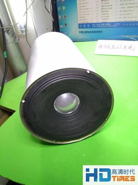 太牛逼 一个PVC管子就做成喇叭还有低音炮