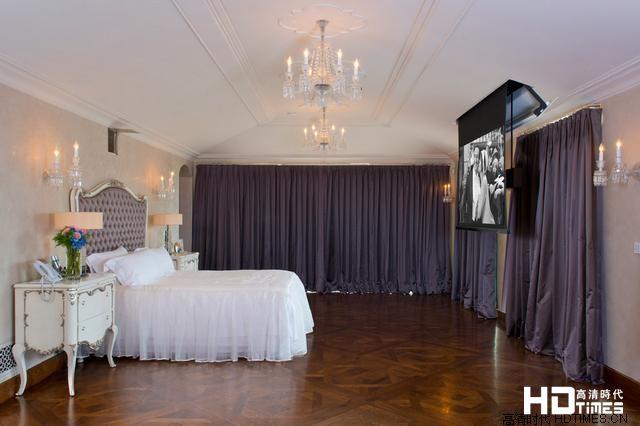 卧室家庭影院装修设计效果图