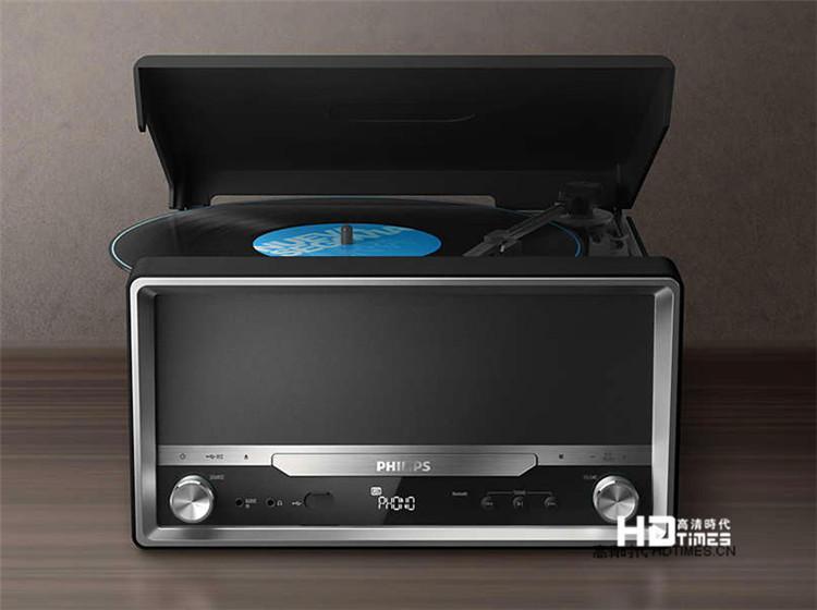 走近黑胶唱机之二:尝试玩黑胶唱片提高生活情调