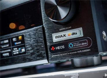 【评测】Denon天龙AVR-X4500H玩IMAX Enhanced  9.2 声道