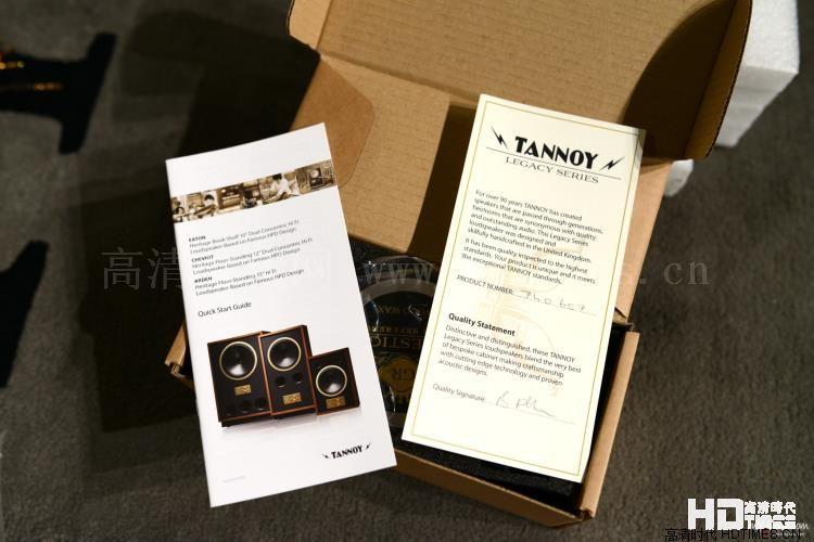 复古正是风潮,越听越上瘾: Tannoy Legacy Cheviot落地喇叭