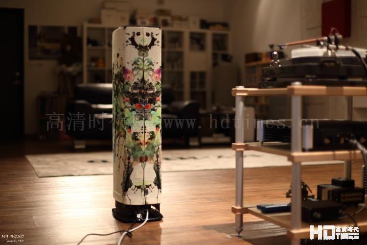 创造专属的英伦美感-LINN Akurate Exakt DSM与530 Speaker