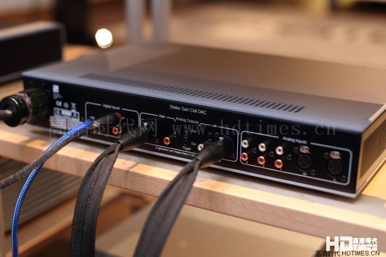 PS AUDIO STELLAR GAIN CELL DAC - 奠定DAC与前级的声音基础