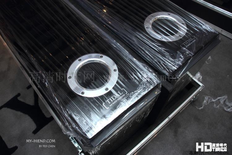 评测 Tidal Mini T1四件式喇叭 天籁之音