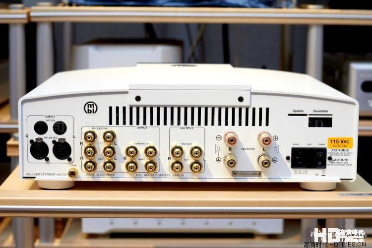 mbl CORONA 系列mbl c51_c31唱盘 赏析