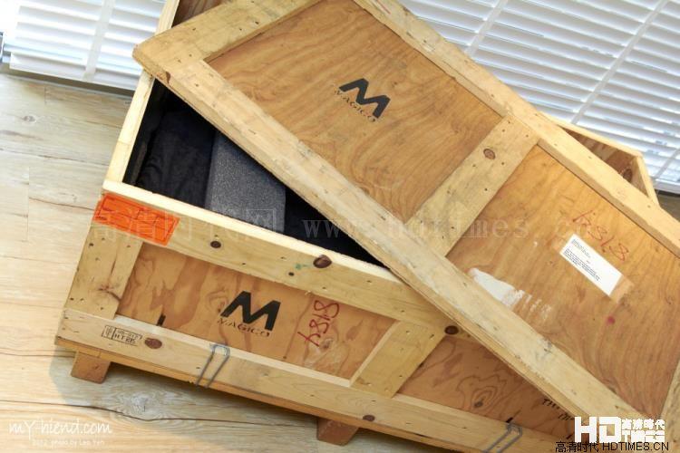 MAGICO V2 落地音箱评测 极易安装