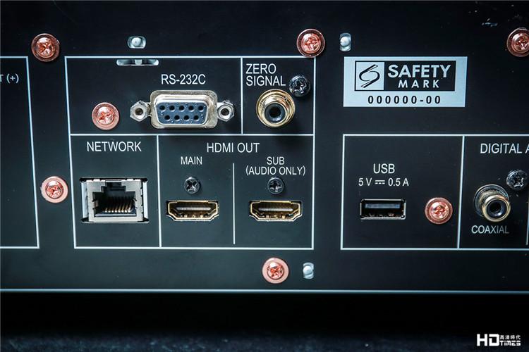 「评测」Pioneer UDP-LX800先锋蓝光机 工业风永续