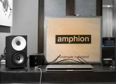 芬兰之声Meet Amphion视频介绍 中文字幕2分钟