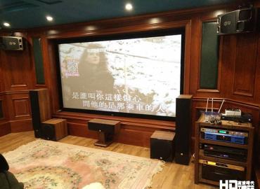 武汉昊声独立影音体验厅秀 极致轻奢 精彩视听