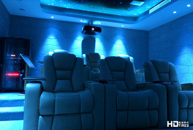专业高端私人订制 打造家庭娱乐中心-摩宝智能影音北京中信墅私人影院